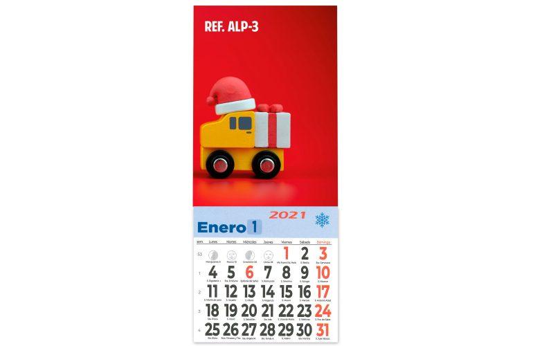 Almanaque postal Design ALP-3