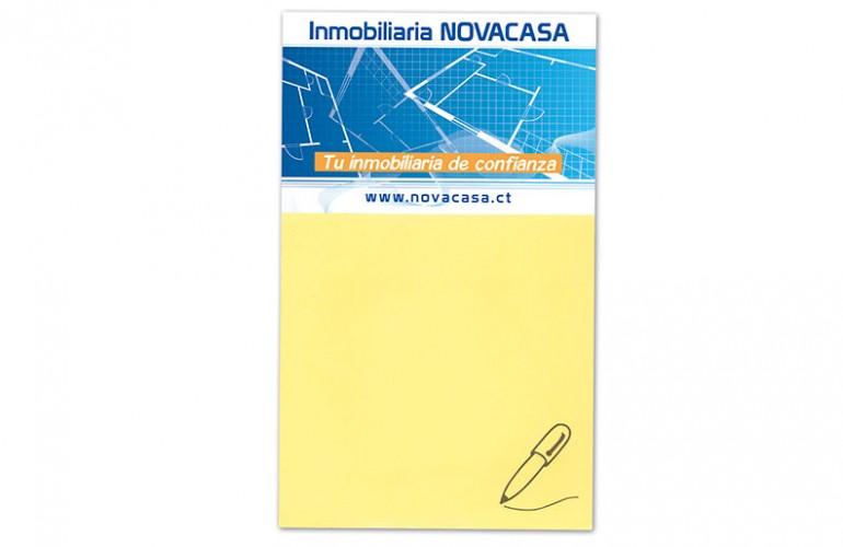 Imán Notas Adhesivas NT-003