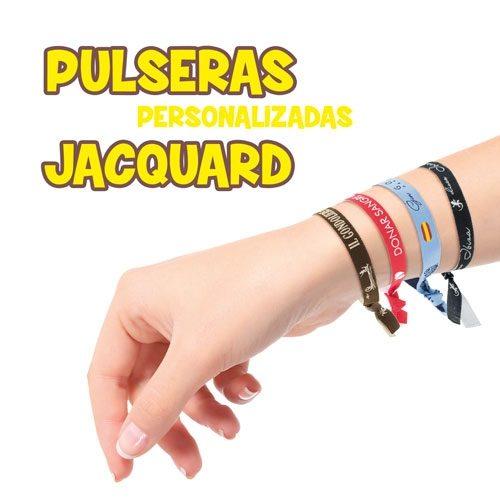 PULSERA PERSONALIZADA JACQUARD Z-995
