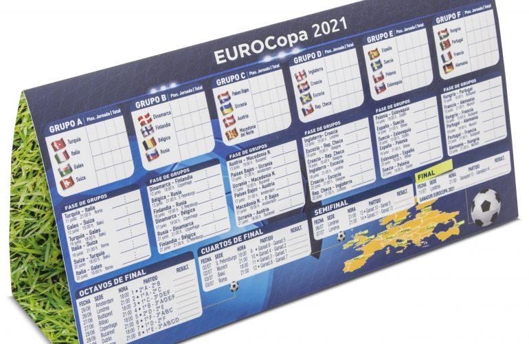 Almanaque Eurocopa FLYER ALSO MAXI